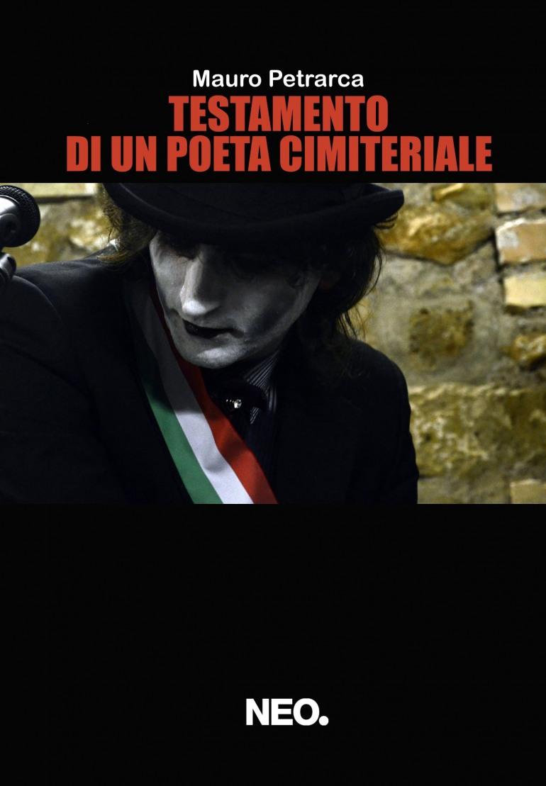 Mauro Petrarca a Pescara per il testamento del poeta cimiteriale