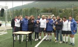 Sport, ricordi ed emozioni al 1° Memorial 'Pierluigi Monaco'