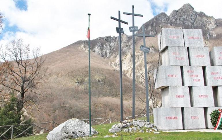 25 Aprile, Rocchetta a Volturno ricorda i caduti a monte Marrone