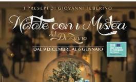 """Natale con i """"Misteri"""" di Paolo Saverio Di Zinno, la mostra apre il 9 dicembre"""
