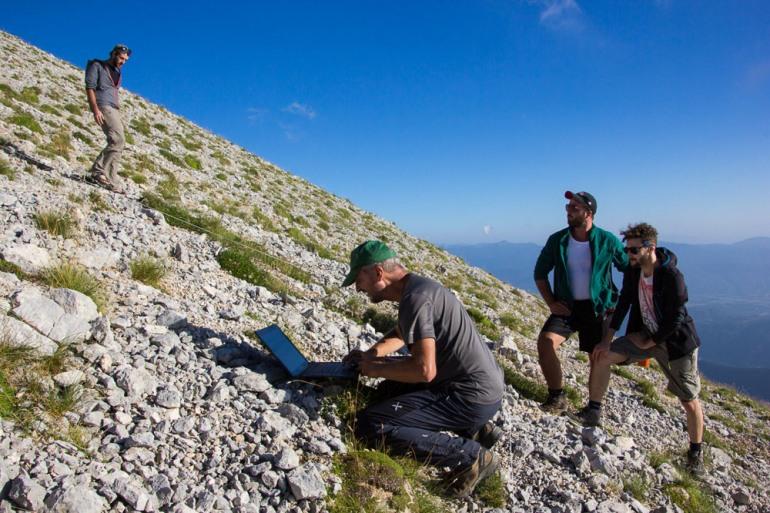 A piedi sugli appennini centrali per raccontare la biodiversità