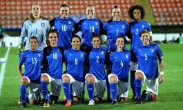 Calcio - Castel di Sangro, al Patini la Nazionale femminile incontra la Romania