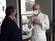 Niko Romito apre le porte del Casadonna a studenti degli Istituti Alberghieri