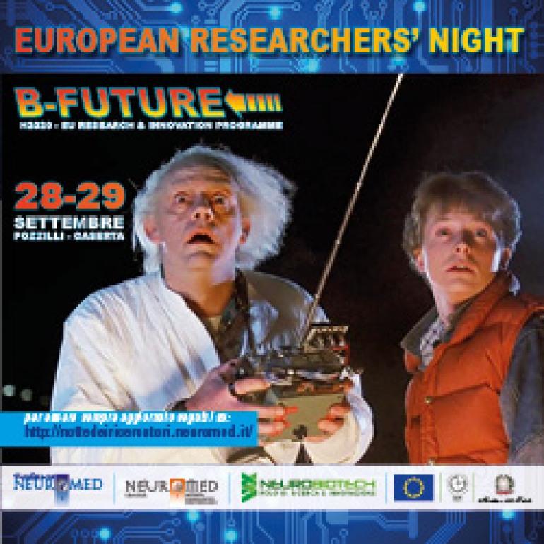 Il messaggio della Notte dei Ricercatori Neuromed: il futuro dell'Europa passa attraverso la scienza