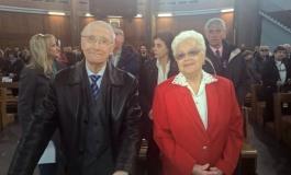 Nozze di diamante - l'amore eterno di Mario e Vera compie 60 anni