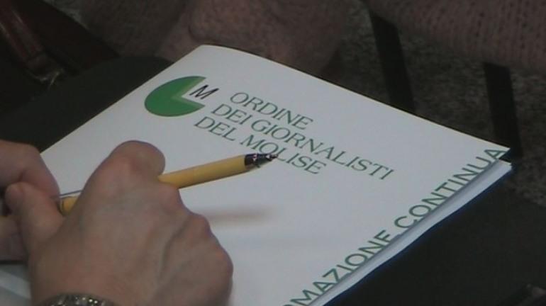 Verso il commissariamento l'ordine dei giornalisti del Molise: si dimettono 6 consiglieri del direttivo