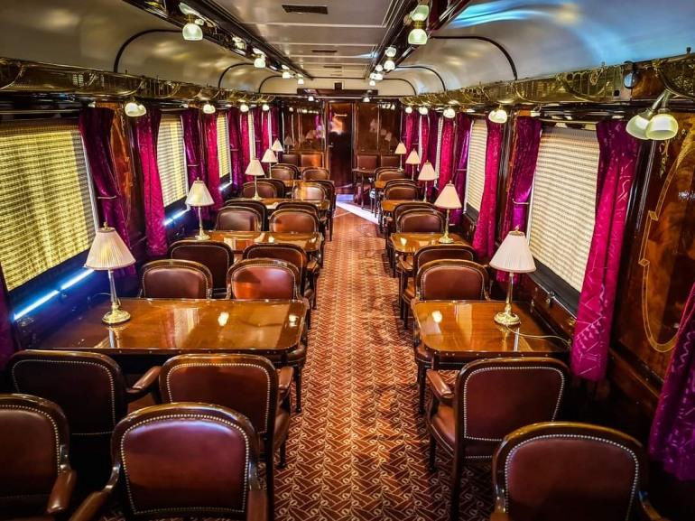 Orient Express a Roccaraso, il mitico treno per la prima volta in Abruzzo