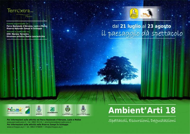 'Orsitudine', in scena lo spettacolo itinerante nei comuni del Parco d'Abruzzo