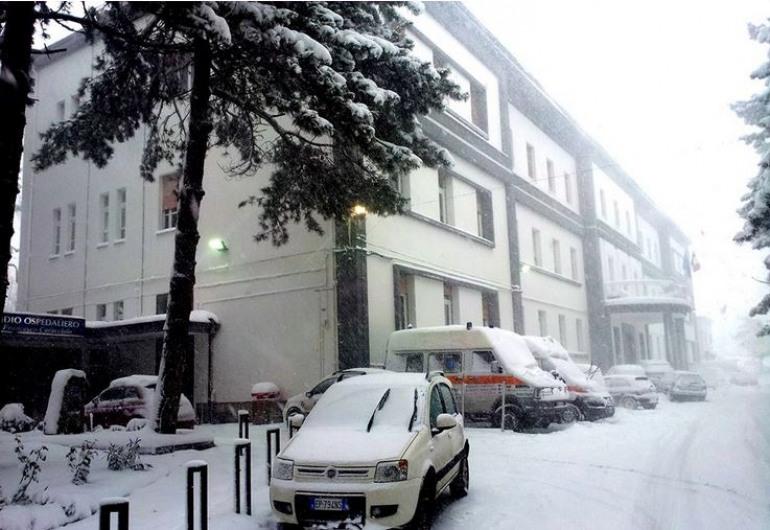 """Ospedale di Agnone, bar e centralino verso la chiusura. Sindaco di Capracotta """"Basta bugie"""""""