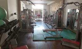 Castel di Sangro, 3^ lezione di educazione fisica con il professore Maurizio Di Silvestro