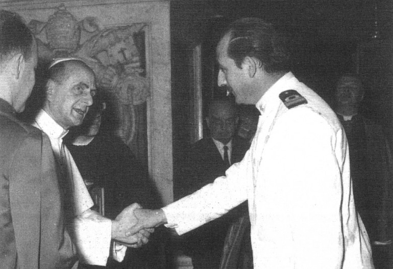 L' Ammiraglio Lombardi parla di Agnone nel suo ultimo libro