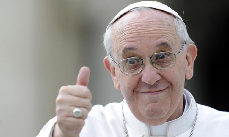 """La promessa del Papa: """"Un giorno verrò a Capracotta"""""""