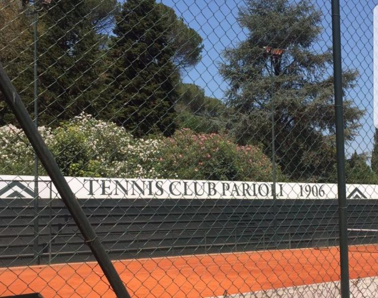 Tennis – Castel di Sangro, Gasbarro e Barbato in gara a Roma al circolo Parioli