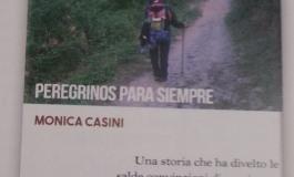 "Monica Casini presenta ""Peregrinos para siempre"" a Civitella Alfedena"