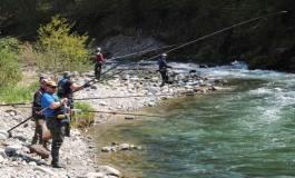 Pesca, Castel di Sangro ospita il campionato regionale