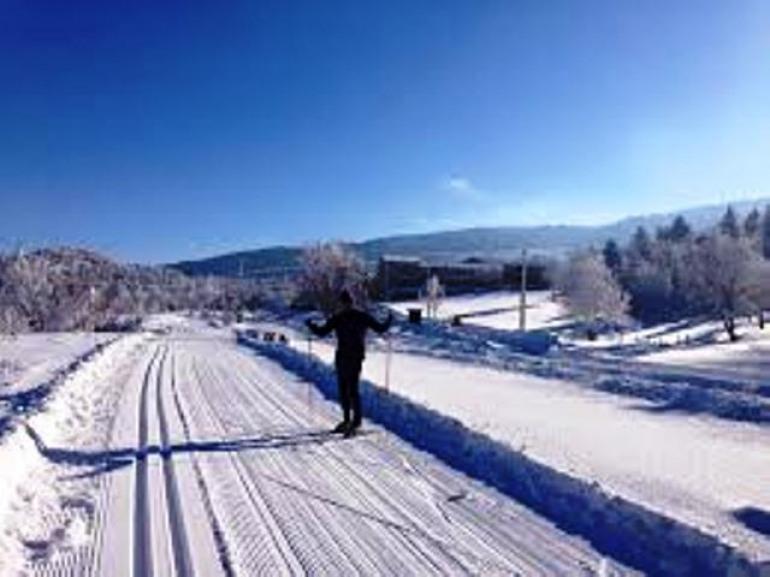 Pescopennataro, pronte le piste di sci nordico