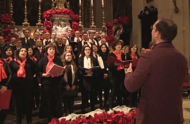 Concerto di Natale nella basilica centrale di Larino