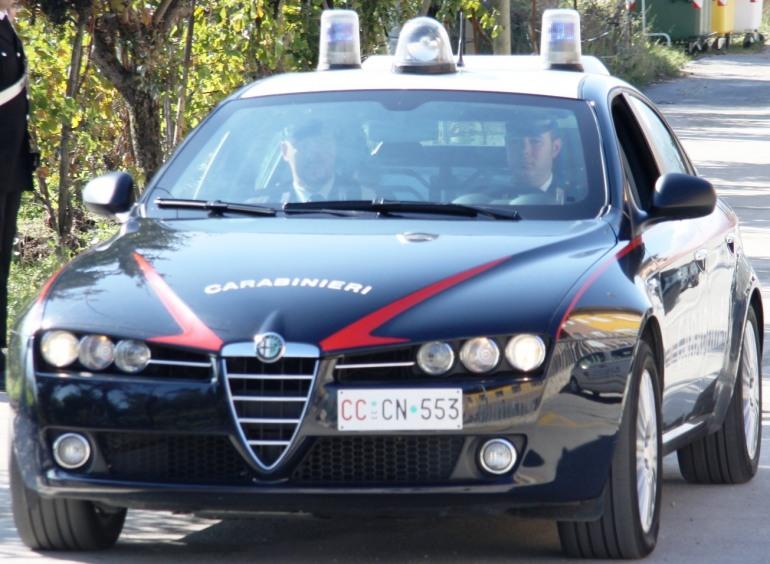 Arrestato dai carabinieri di Agnone il campano autore di una rapina