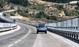 Il viadotto Verrino intitolato a Remo Sammartino