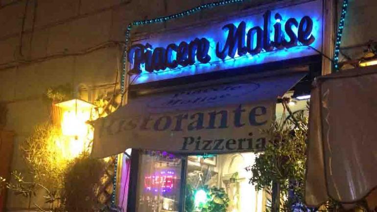 La cucina molisana nel cuore della Capitale si chiama 'Piacere Molise'