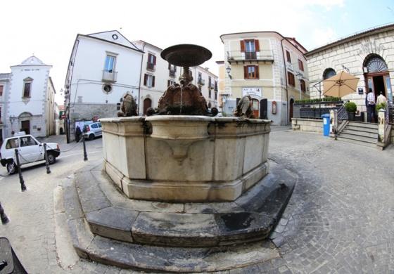 Le fontane dell'amore di Agnone