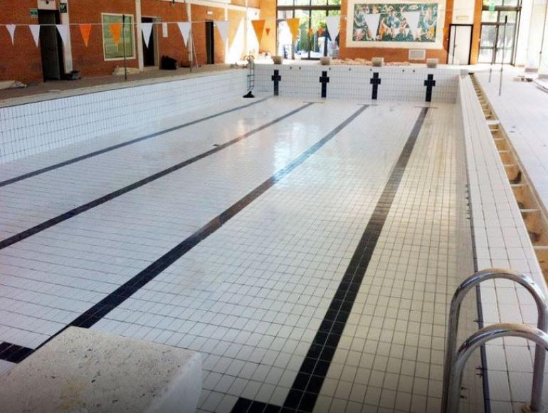 Riapre la piscina comunale d'Isernia