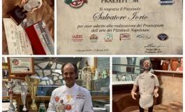 Presepe di Pizza a Napoli, Salvatorie Iorio diventa una statuina nella Basilica di Santa Chiara