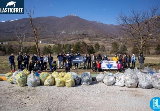 Plastic Free Onlus, intervista a Paolo Buzzelli referente provinciale Alto Sangro