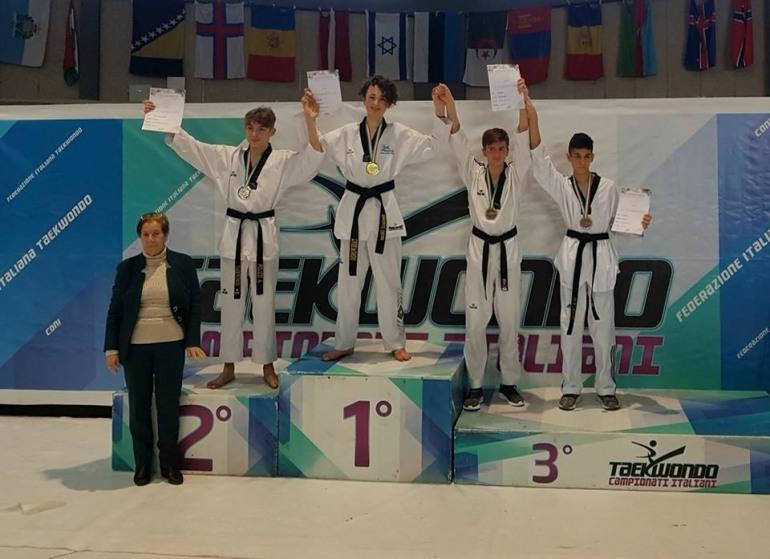 Alto Sangro – Taekwondo, Odone Santucci convocato dalla Nazionale cadetti