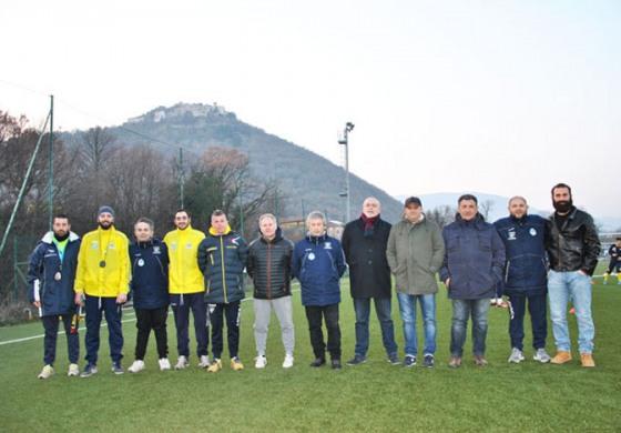 Calcio, il Frosinone visita l' Asd Boys Roccaravindola