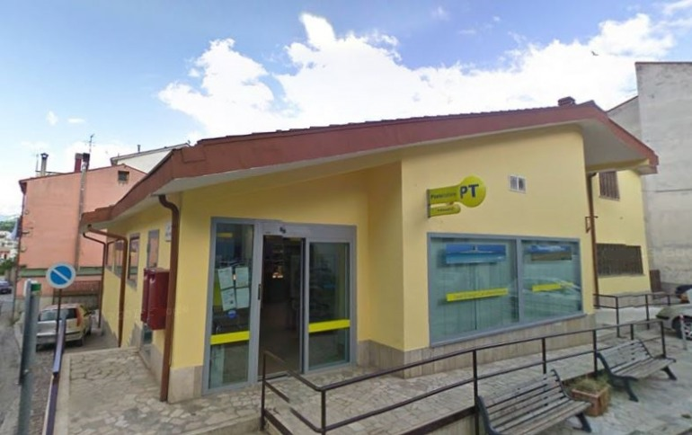 Wifi gratuito all'ufficio postale di Castel di Sangro
