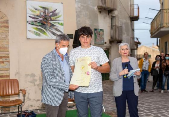 Premio goccia d'oro, il miele Apicoltura Di Franco premiato al concorso