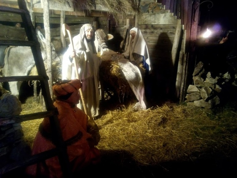 "Carovilli, ""work in progress"" per l'edizione 2019 del presepe vivente"