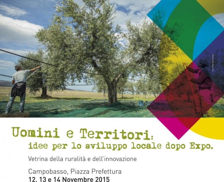 """""""Uomini e territori: idee per lo sviluppo locale dopo Expo"""""""