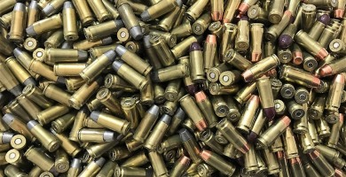 La detenzione di armi e munizioni