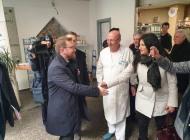 """Visita di Provenzano in Alto Molise: """"L'isolamento si spezza garantendo i servizi"""""""