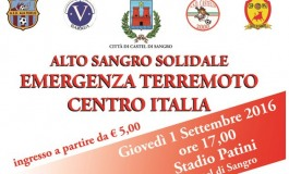 Solidarietà - A Castel di Sangro si organizza un quadrangolare di calcio