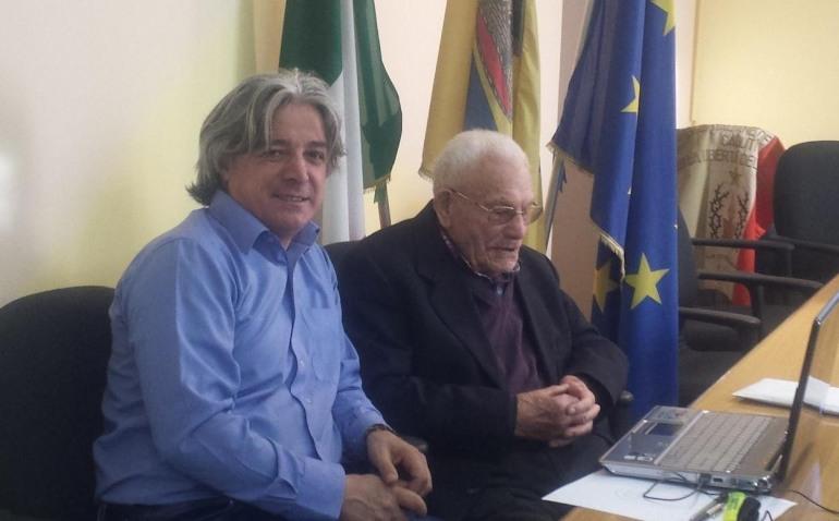 Pizzoferrato, Ultracentenario a lezione d'Informatica. Domani, la conclusione del corso