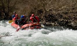 Il brivido del rafting sul Biferno con Molise Avventura