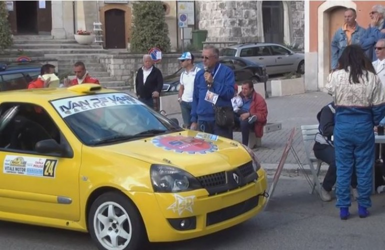 Campobasso, aperte le iscrizioni al 22° Rally del Molise: lo start, sabato 7 ottobre