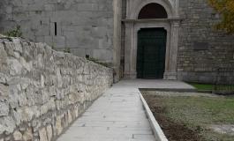 La chiesa di San Marco ora accessibile anche ai disabili