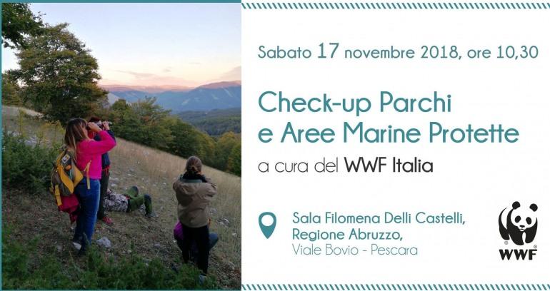 Pescara, Check-up su Parchi Nazionali e Aree Marine Protette. Presentazione alla stampa