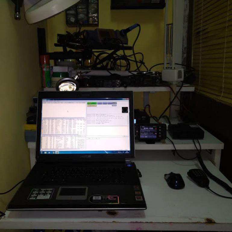 Radioamatori, installato a Rionero Sannitico il primo ripetitore in Molise con il sistema digitale 'Fusion C4FM'