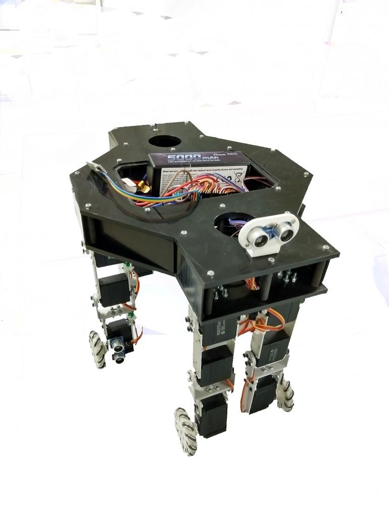 Nasce alla Neuromed Il robot che potrà guidare i pazienti all'interno dell'ospedale