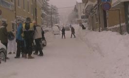 Neve e transitabilità: San Silvestro a Castel di Sangro e Roccaraso