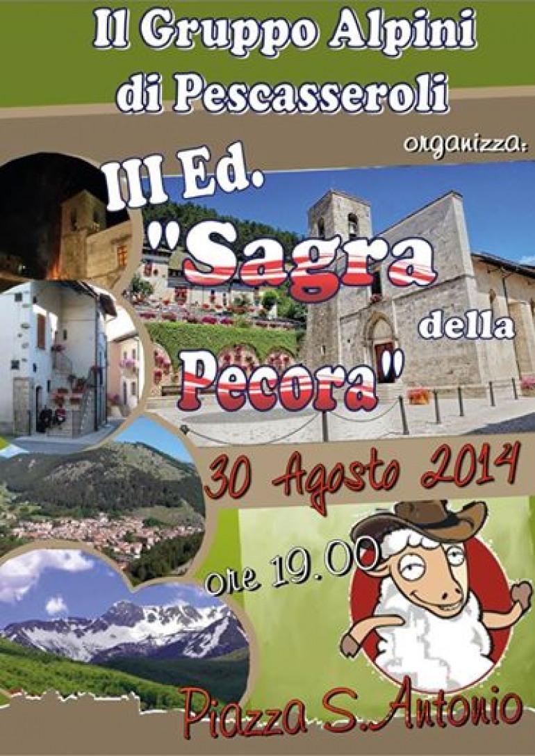 """Gli alpini salutano agosto con la """"Pecora al cotturo"""""""