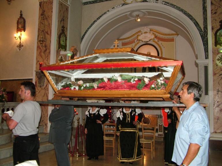 Roccamandolfi, rinviati i festeggiamenti a San Liberato