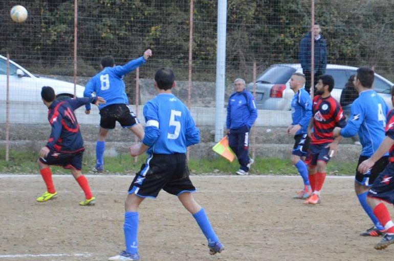 Calcio – San Pietro fa tris contro il S.Angelo e prende il volo