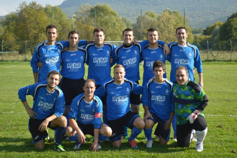 Calcio, Play off: San Pietro Avellana promossa in 1^ categoria