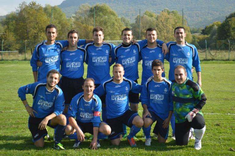 Calcio, San Pietro Avellana cade a Salcito